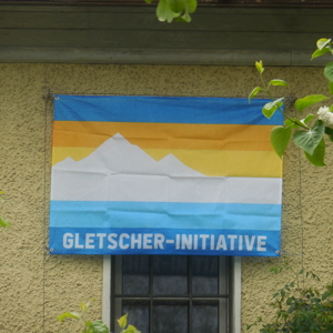 Gletscher-Initiative